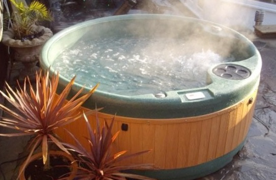 legionella in hot tubs